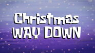 Christmas Way Down