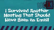 Isurvivedanothermeeting