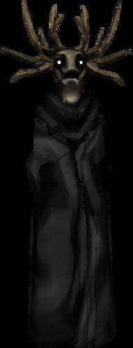Closed cloak