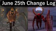 Spooky's HD June 25th Change Log Video