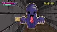 The Alien Cut-Out (In game)