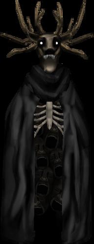 Open cloak