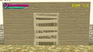 Barricaded Door