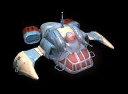 Корабль из демо-версии