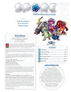 Spore Prima Official Game Guide 2