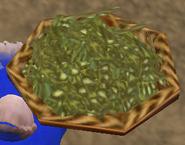 Wodorosty na talerzu