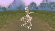 Rambo Skeleton