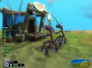 Spore Stage Tribe Demo