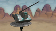 Serindia Levitating Mobile Tank
