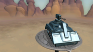 Red Serindia Light Tank