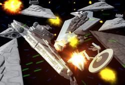 SGCW Second Battle of Lianna