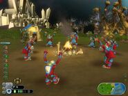 Spore Stage Tribe Demo 3