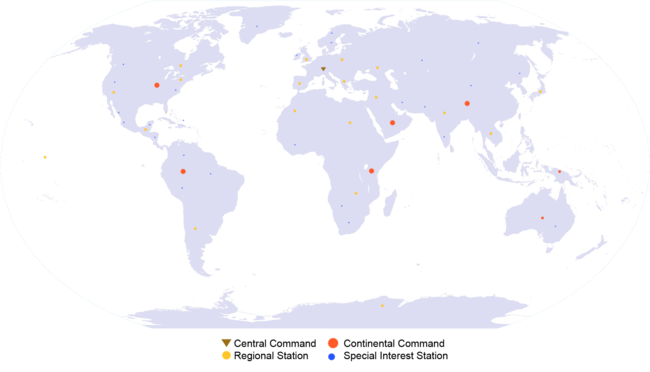 Earth Ardaproject Sitemap