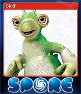 Sloth Карточка