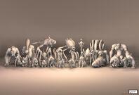 SporeCreatures
