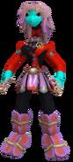 Captain Apanoida
