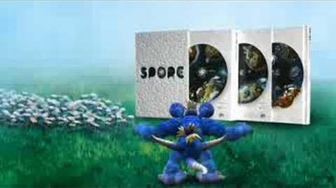 Spore Gakactic Edition Mainos