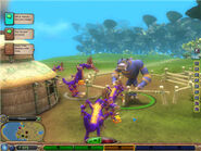 Демо Этап Племя скриншот
