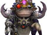 Captain:King Grochius II