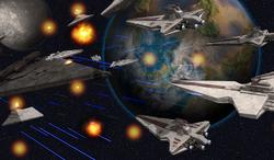 SGCW Battle of Cyranduas