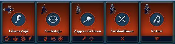 Ganjeidin agressiivuus näkyy aina solusta avaruuslajiin saakka.