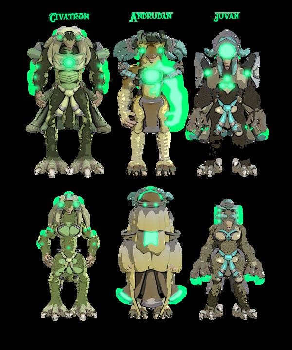 Krassio species comparison.png