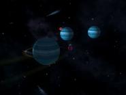 Trzy gazowe giganty