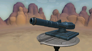 Serindia Anti Space Cannon