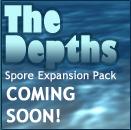 Реклама отменённого дополнения The Depths
