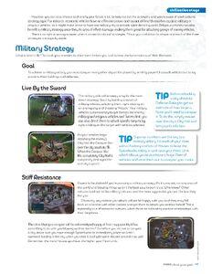 Spore Prima Official Game Guide 167