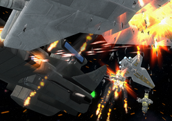SGCW Kiun's Strike