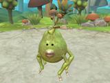 Asymmetrical creatures