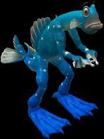 Demo Creature Fishface