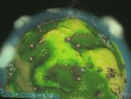 Demo-Spore Stage Space 8