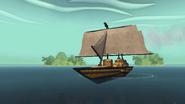 Serindia Ship (Blue Serindia)