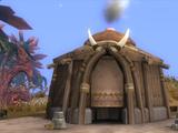 Budynki plemienia