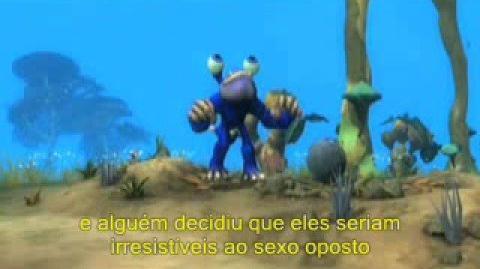 Trailer Spore - Legendado
