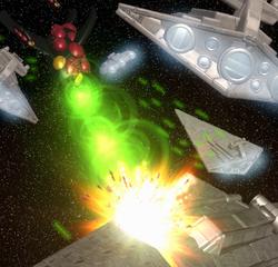 SGCW Battle of Albeus