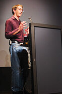 Уилл Райт на конференции