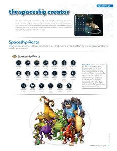 Spore Prima Official Game Guide 179