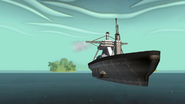 Red Serindia Ship (Modern Age)