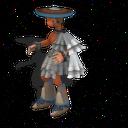 Rambo Humanoid Male