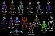 Lequian Species