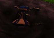 Nave caida no estagio tribal do spore