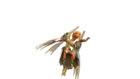 Claire Rambo Angel Armor