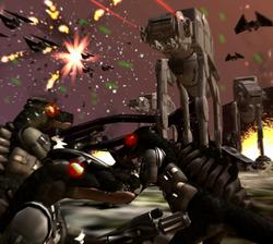 SGCW Battle of Cainceron