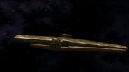 Independia Battle Cruiser