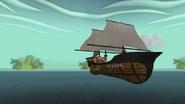 Serindia Ship (Red Serindia)