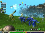Демо Этап Существо скриншот