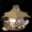 Дом Волчьей деревни